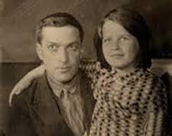 Л.С.Выготский с дочерью Гитой